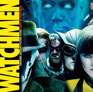 Watchmen: score original soundtrack