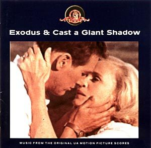 Exodus & Cast a Giant Shadow original soundtrack