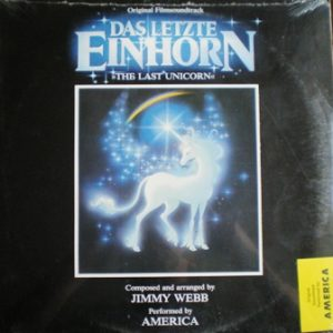 Last Unicorn original soundtrack