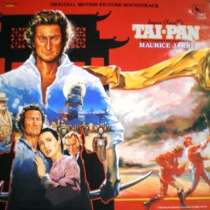 Tai-Pan original soundtrack