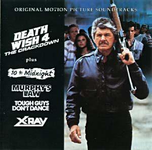 Death Wish 4 original soundtrack