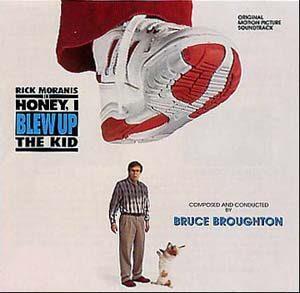 Honey, I Blew Up The Kid original soundtrack