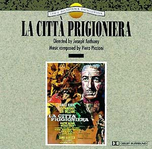 Città Prigioniera original soundtrack