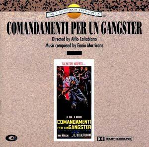 Comandamenti Per Un Gangster original soundtrack