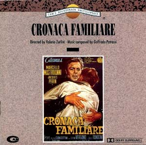 Cronaca Familiare original soundtrack