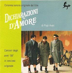 Dichiarazioni d'Amore original soundtrack