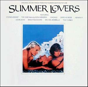Summer Lovers original soundtrack