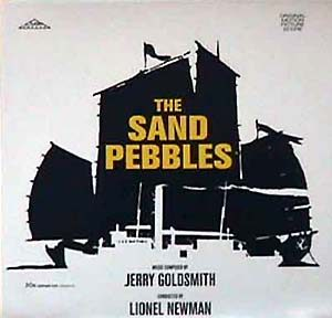 Sand Pebbles original soundtrack