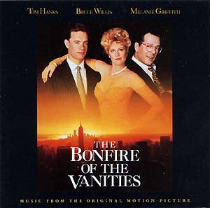 Bonfire of the Vanities original soundtrack