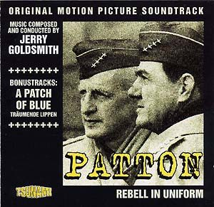 Patton + A Patch of Blue original soundtrack