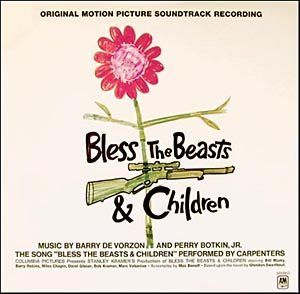 Bless The Beasts & Children original soundtrack
