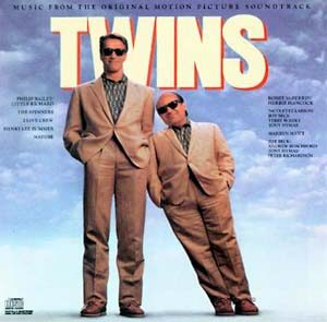 Twins original soundtrack