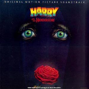 Harry and the Hendersons original soundtrack