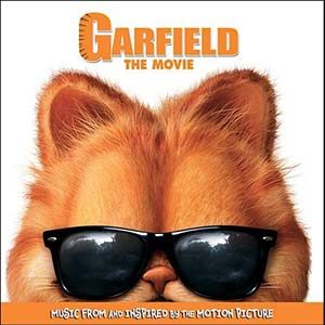 Garfield original soundtrack
