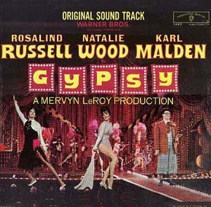 Gypsy original soundtrack
