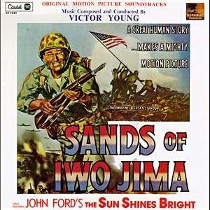 Sands of Iwo Jima + The Sun Shines Bright original soundtrack
