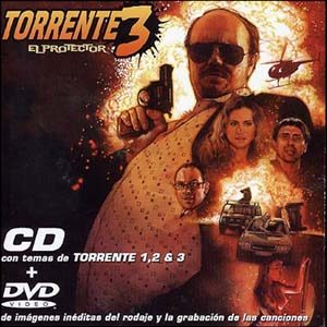Torrente 3 original soundtrack