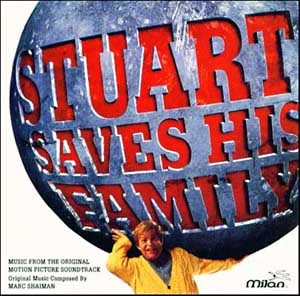 Stuart Saves his Family original soundtrack