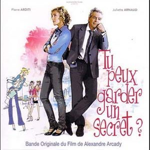 Tu Peux Garder Un Secret? original soundtrack