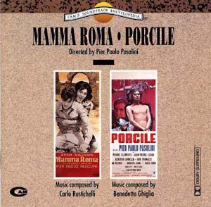 Mamma Roma & Porcile original soundtrack