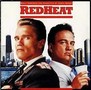Red Heat original soundtrack