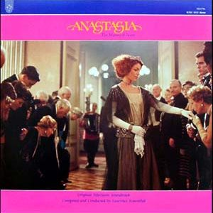 Anastasia: The Mystery of Anna original soundtrack