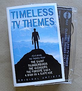 Timeless TV Themes original soundtrack