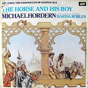 Chronicles of Narnia No.3: Horse and his Boy original soundtrack