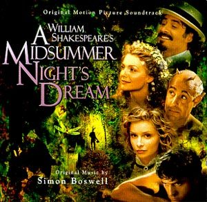William Shakespeare's A Midsummer Night's Dream (Original Motion Picture Soundtrack) ‎
