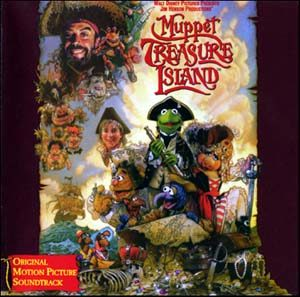 Muppet Treasure Island original soundtrack