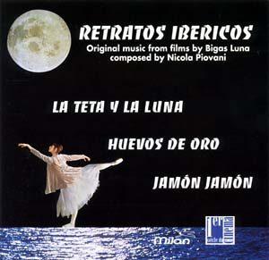 Teta y la Luna / Huevos de Oro / Jamón, Jamón original soundtrack