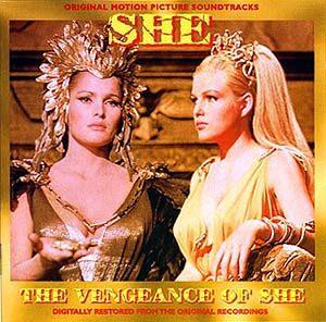 She / The Vengeance of She original soundtrack
