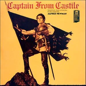 Captain from Castile: Symphonic Suite original soundtrack