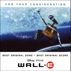 Wall-E original soundtrack