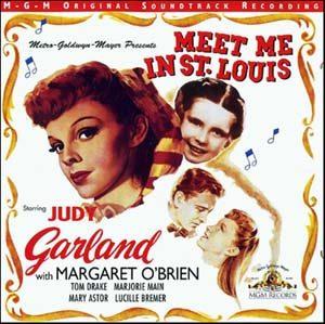 Meet Me In St. Louis original soundtrack