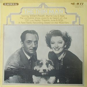 Thin Man original soundtrack