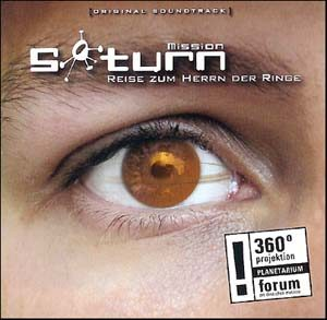 Mission Saturn: Music for the 360° projection planetarium show original soundtrack