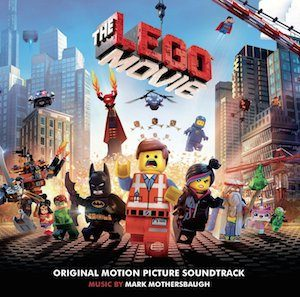 Lego Movie original soundtrack