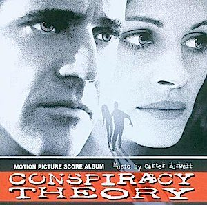 Conspiracy Theory original soundtrack