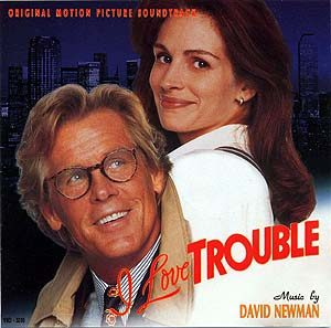 I Love Trouble original soundtrack