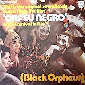 Black Orpheus / Carnaval in Rio original soundtrack