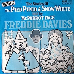 Freddie Davies: The Stories Of The Pied Piper & Snow White original soundtrack