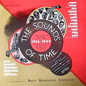 Sounds of Time: 1934-1949 original soundtrack