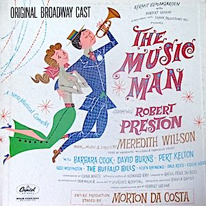 Music Man: Original Broadway Cast original soundtrack