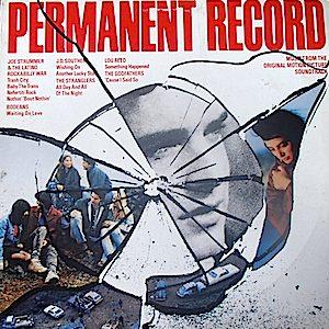 Permanent Record original soundtrack
