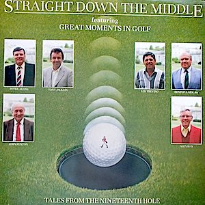 Straight Down The Middle: Great moments in Golf original soundtrack