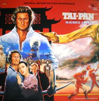 Tai-Pan original soundtrack