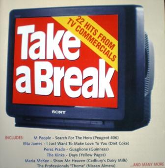 Take a break original soundtrack