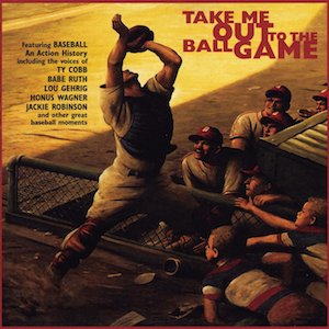Take Me Out To The Ball Game original soundtrack