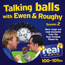 Talking Balls with Ewen & Roughy: season 2 original soundtrack
